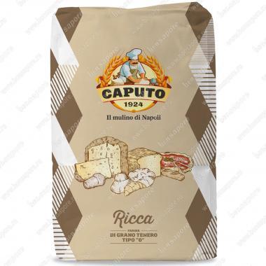 Мука из мягких сортов пшеницы тип 0 Рикка Caputo 25 кг, W 290-310