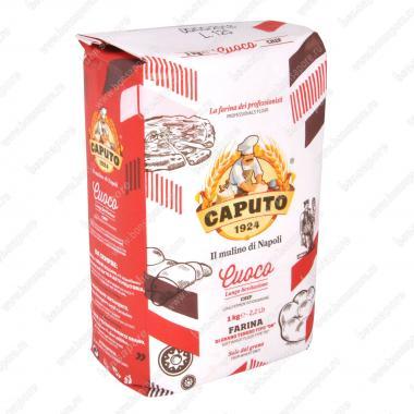 Мука из мягких сортов пшеницы тип 00 Куоко Caputo 1 кг, W 300-320
