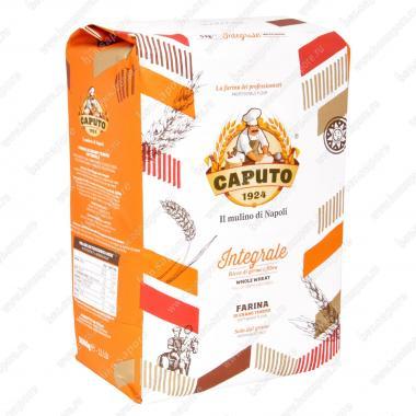 Мука из мягких сортов пшеницы тип 00 Интеграле Caputo 5 кг, W 200-220