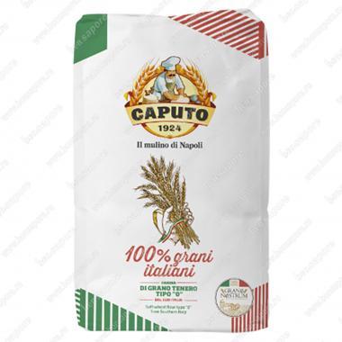 """Мука пшеничная мягких сортов 100% Итальяно """"0"""" 25 кг Caputo"""