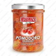Полусушёные помидоры Черри в масле 180 г