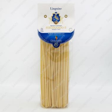 Паста Лингвини IGP Gragnano 500 г Ferdinando II