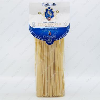 Паста Тальятелле IGP Gragnano 500 г Ferdinando II