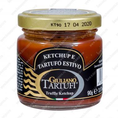 Кетчуп с черным трюфелем Tartufo Estivo 90 г, Giuliano Tartufi