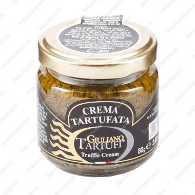 Соус-Крем трюфельный Crema tartufata 80 г, Giuliano Tartufi