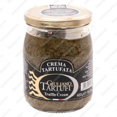 Соус-Крем трюфельный Crema tartufata 460 г, Giuliano Tartufi