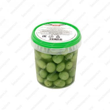 Оливки зеленые Гиганти 930 г (500 г оливок) Fior di Terra, Antonio Granata