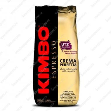 Кофе в зёрнах Крема Перфетто (Crema Perfetto) Kimbo 1 кг