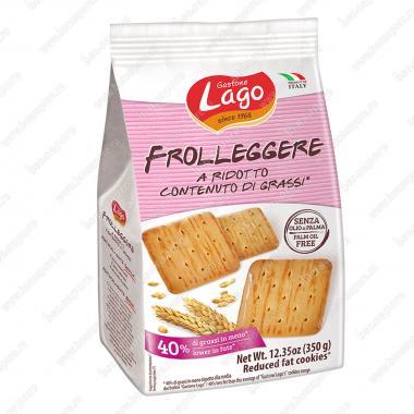 Печенье Фролледжере диетическое Gastone Lago 350 г