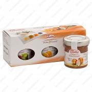 Набор из трех соусов фруктовых 150 г