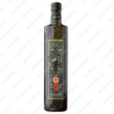Оливковое масло э/в DOP «Terra di Bari» 100% Italiano 500 мл Lovascio