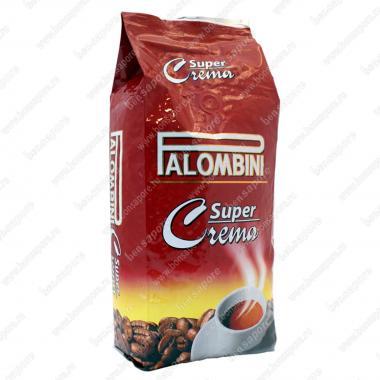 Кофе в зёрнах Супер Крема (Super Crema) Palombini 1 кг