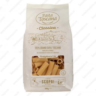 Паста Тортильони 500 г Pasta Toscana