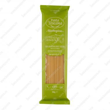 Паста Спагетти BIO 500 г Pasta Toscana