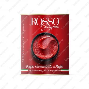 Томатная паста двойной концентрации Rosso Gargano 800 г