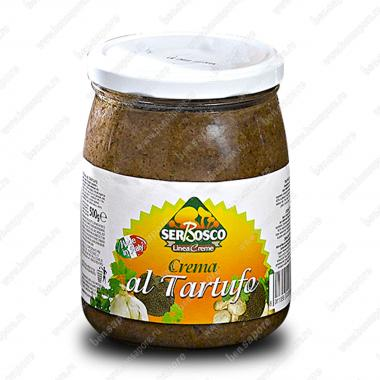 Соус-крем из трюфеля Serbosco 500 г
