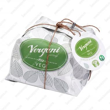 Кекс Панеттоне вегетарианский с изюмом и цукатами Vergani 750 г